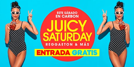 Juicy Saturday @ Carbon Lounge - Free Guest List tickets
