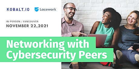 Networking with Cybersecurity Peers tickets
