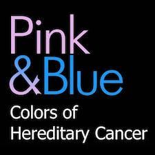 Pink & Blue, Inc. logo