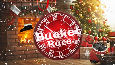 BucketRace (Scavenger Hunt) 12 Days of Christmas Hunt tickets