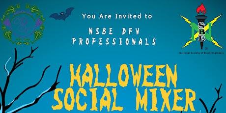 Halloween Social Event tickets
