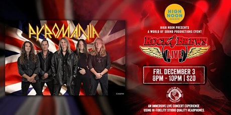 Pyromania - The #1 Tribute to Def Leppard tickets