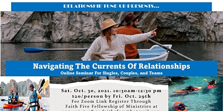Navigating the Currents of Relationships tickets