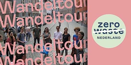 Zero Waste Wandeltour Leiden tickets