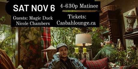 miles from nowhere Afternoon Matinee SAT NOV 6 at Casbah tickets