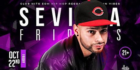 SEVILLA Long Beach - FRIDAY Night with DJ C-Mike tickets