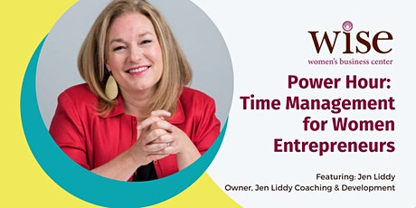 WISE Power Hour: Time Management for Women Entrepreneurs tickets