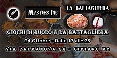 Giochi di ruolo @ La Battagliera biglietti