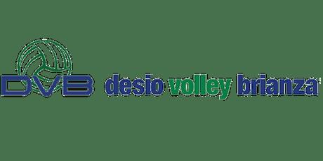 U16 femminile NAPOCOLOR DVB BLU - POL. COOP NOVATE VOLLEY biglietti