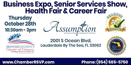 Broward County Business Expo in Fort Lauderdale tickets