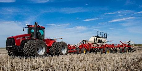 Saskatchewan Crop Organizations 2022 AGMs tickets
