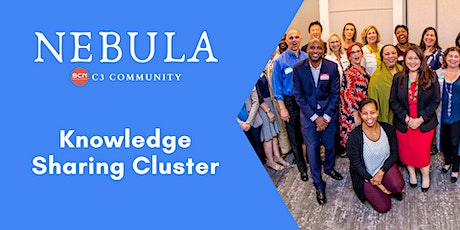 November Knowledge Sharing Cluster tickets