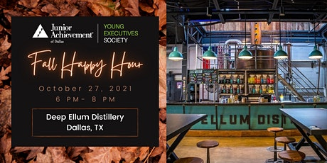 Junior Achievement of Dallas Young Professionals Fall Happy Hour tickets
