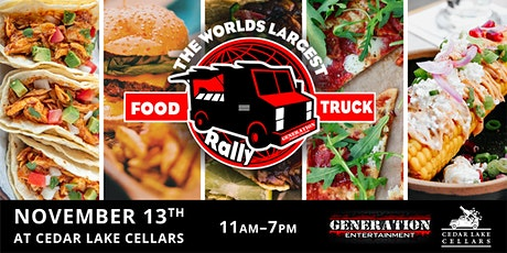 The World's Largest Food Truck Rally 13 — St. Louis tickets