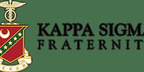 Kappa Sigma Alumni Event (11/19/21) tickets