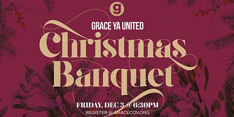 Christmas Banquet tickets