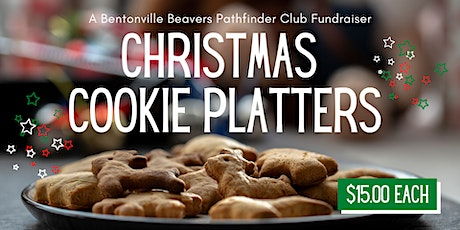 Christmas Cookie Platters tickets