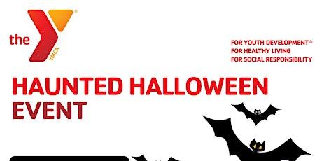 Haunted Halloween tickets