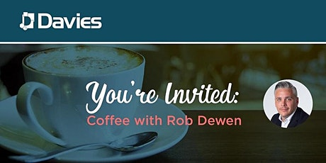 Coffee Mornings with Rob Dewen tickets