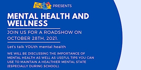 Online Roadshow: Mental Health for YOUth - During the School Year tickets