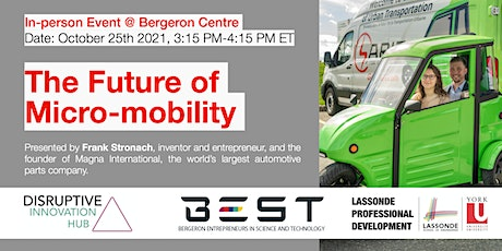 The Future of Micro-mobility tickets