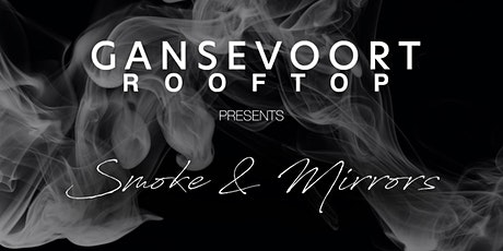 Gansevoort Rooftop Smoke & Mirrors Halloween Soiree tickets