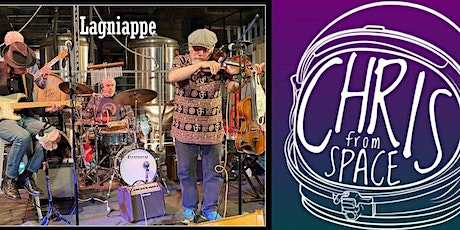 Lagniappe & Chris from Space at Bircus Brewing Co. tickets