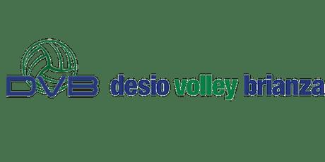 U17 maschile KYNESIA DVB - NET VOLLEY MILANO biglietti