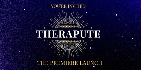 Therapute Launch Event tickets