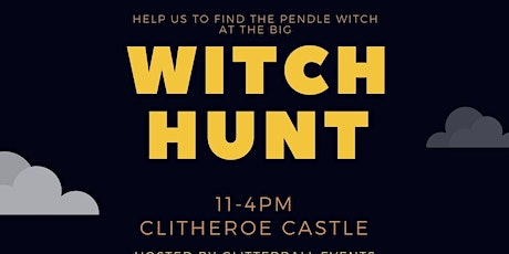 Clitheroe Witch Hunt tickets