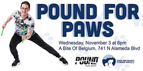 POUND for Paws tickets