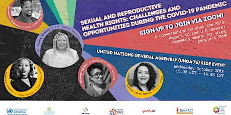 Sexual and  reproductive health rights: challenges & opportunities tickets