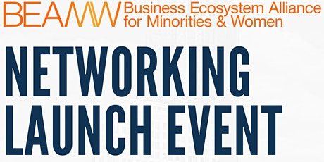 BEAMW Networking Launch Event tickets