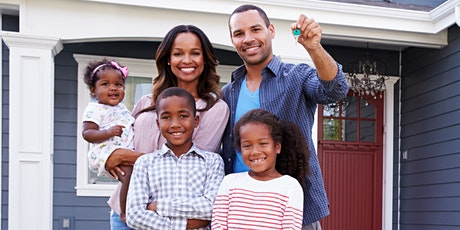 Home Stretch Workshop -  Home Buyer Education & Down Payment Assistance tickets