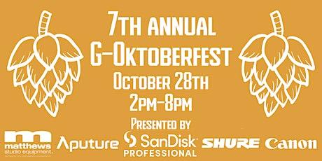 7th Annual G-Oktoberfest! tickets
