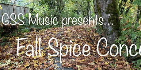 Fall Spice Concert Live Stream tickets