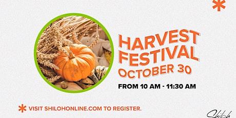 Harvest Festival 2021 tickets
