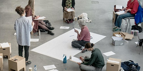 """Workshops, Exhibition: writing gatherings """"spaces with words, words for..."""" Tickets"""