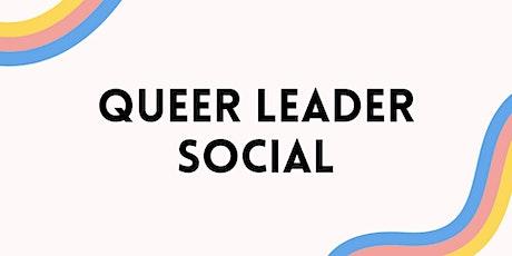 Queer Leader Social tickets
