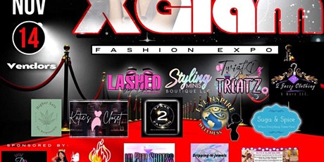 21 Summers Glitz and Glam Fashion  Expo tickets