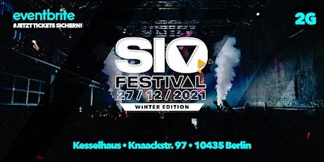SIO Festival - Winter Edition tickets