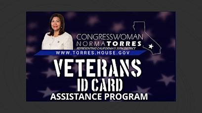 Veteran ID Card  Program tickets