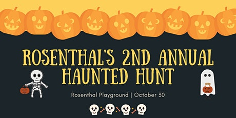 Rosenthal's 2nd Annual Haunted Hunt tickets