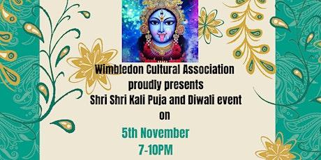 WCA - Shri Shri Kali Puja 2021 - 5th November 7-10pm tickets