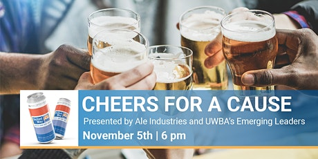 Cheers for a Cause: Ale Industries and United Way Bay Area tickets