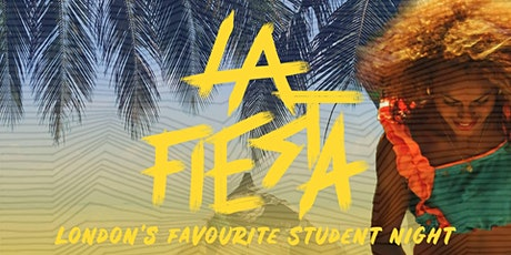 LA FIESTA THURSDAYS! tickets