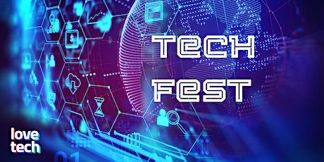 Love Tech's Half Term Tech Fest! tickets