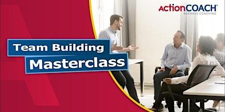 Team Building Masterclass Tickets