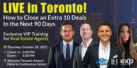 How to Close an Extra 10 Deals in the Next 90 Days tickets