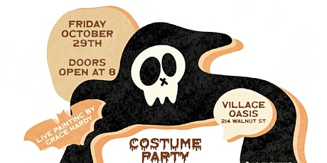 Costume Party at Village Oasis tickets